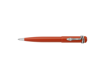Penna a sfera Montblanc Heritage Collection Rouge et Noir - Edizione Speciale Corallo